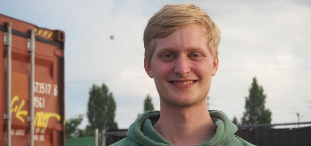 Christoph Sterz, Hörfunkjournalist.