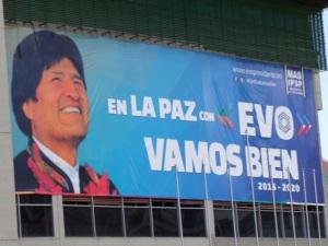 Überall nur Evo