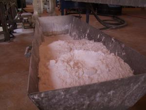 Lithium-Karbonat mit unbekannter Reinheit