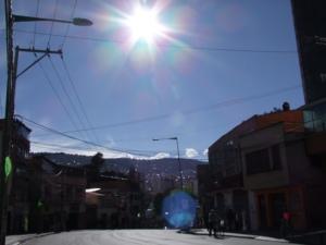 Idylle in La Paz