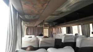 Busfahren in Bolivien