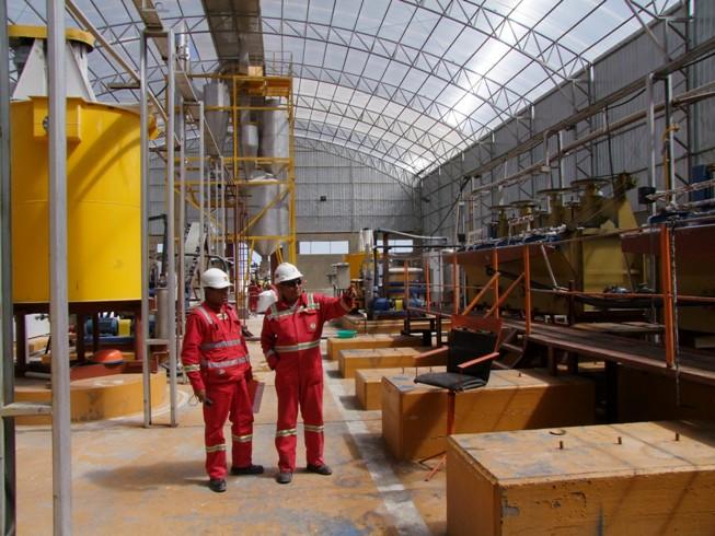 In der Lithium-Fabrik
